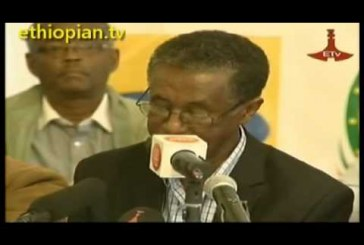 Ethiopia fired senior official over World Cup qualifying gaffe