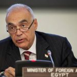 Egyptian foreign minister in Ethiopia after uproar over dam construction