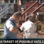 St. Mary Cathedral Ethiopian Orthodox Church in DC vandalized (Video)