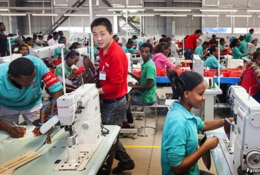 An awakening giant – Manufacturing in Africa : The Economist
