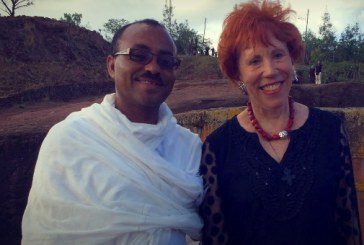 Marilyn Hickey Brings God's Healing Power to Ethiopia
