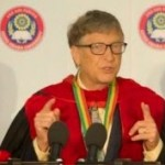 Bill Gates speech at Addis Ababa University