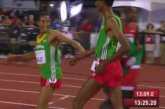 Men's 5000: Yomif Kejelcha and Yasin Haji Go 1-2 as Ethiopia Completes Gold
