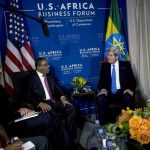 US-Africa Summit : Remarks By John Kerry and  PM Hailemariam Desalegn Before Their Meeting