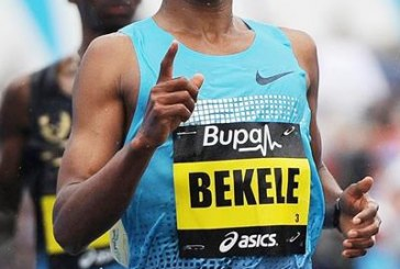 Kenenisa Bekele to run Chicago Marathon