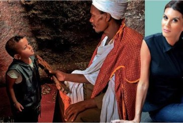 """Ethiopia, Spiritual Imprints"" Photo Exhibition by Greek artist Lizy Manola"