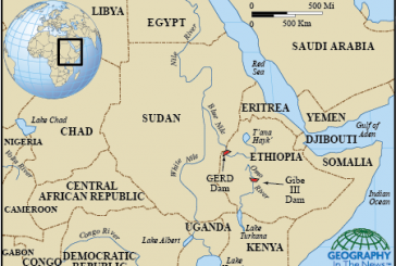 Egypt,Sudan and Ethiopian Water Ministers Meet to Discuss Studies of Nile Dam
