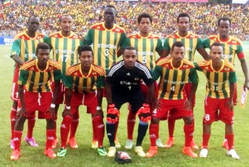 Ethiopian Walias Lose Narrowly to Fancied Algeria