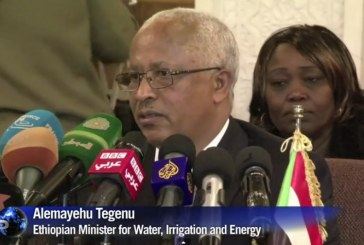Ethiopia,Sudan and Egypt to Hire International Expert on Nile Dam Impact