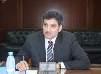 Egypt Irrigation minister Hossam