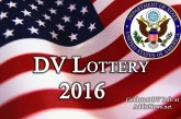 DV Lottery 2016 Registration Starts October 1st 2014