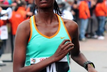 Ethiopian Shewarge Amare won the 32th Mexico City Marathon