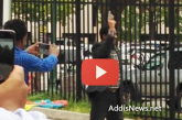Breaking News – Shots fired at Ethiopian embassy in Washington DC – VIDEO
