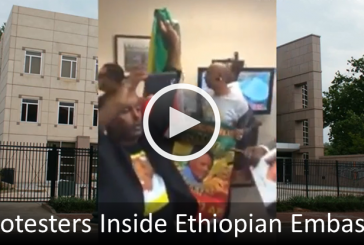 Ethiopian Gov't Says US Embassy Intruders in DC Must Be Charged
