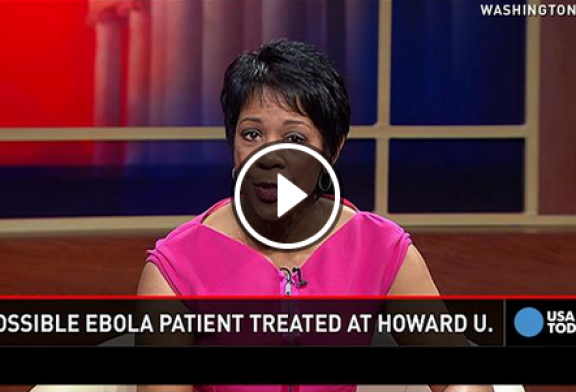 Patient with Ebola-like Symptoms Admits in D.C. hospital (VIDEO)