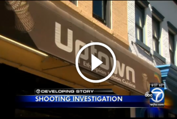 Drive-by Shooting Near Uptown Ethiopian Restaurant Wounded One