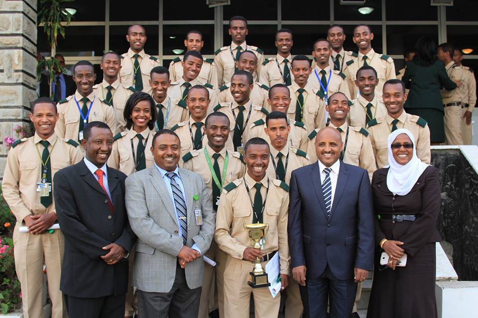 Ethiopian Airlines Graduates Aviation Professionals