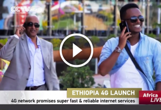 Ethiopia launches 4G mobile service in the capital – Video