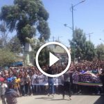 Ethiopians Held Protest  Against ISIS Killing in Libya in Video and Pictures