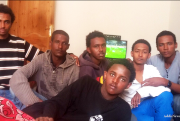 EXCLUSIVE: Nael Goitom, Eritrean Teen Forced to Watch When ISIS Shoot and Kill Ethiopians and Eritreans in Libya