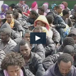 Libya Arrested 600 Migrants as Europe Struggles with Tragedies