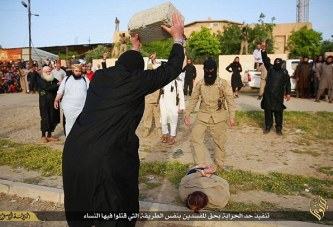ISIS release shocking new video of mass execution of Yemeni soldiers shot and beheaded in cold blood