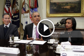 President Obama Meets With Persecuted Journalists of Ethiopian Simegnish 'Lily' Mengesha and Nguyen Van Hai of Vietnam – VIDEO