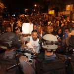 Ethiopians protest racist attack, clash with police: Israel will be like Baltimore'