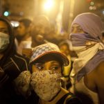 Protesters and Police clash at Ethiopian Israeli demo against police brutality