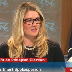 U.S. Department of State Released a Statement on Ethiopian Election