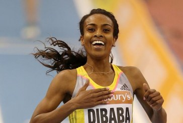 Ethiopian Genzebe Dibaba Targets 5,000m Record in Oslo