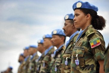 UN honours Ethiopian peacekeepers