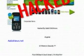 BREAKING: Ethiopian Telecom Website Got Hacked