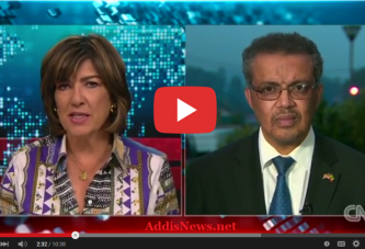 CNN Christiane Amanpour Asked Tedros Adhanom if They Listen What Obama Told Them in Private