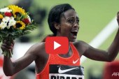 BREAKING – Genzebe Dibaba of Ethiopia breaks the 22-years-old record for 1500 meter (VIDEO)