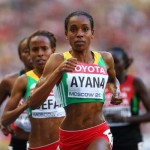 Almaz Ayana wins 5,000 for 2nd Ethiopian gold on final day (VIDEO)