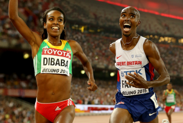 Genzebe Dibaba & Mo Farah Top Longlist for 2015 World Athlete of the Year Award