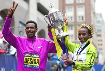 Lelisa Desisa and Rotich to defend Boston Marathon titles