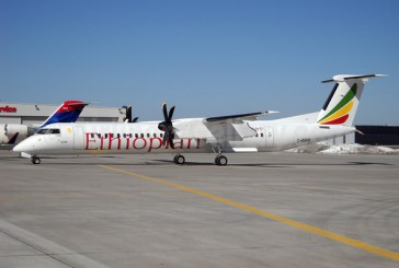 Ethiopian Airlines Orders Two More Bombardier Q400s