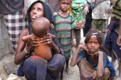 Ethiopian children hit hard by worst drought in 30 years