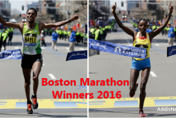 Ethiopian Runners Sweep Boston Marathon – CNN
