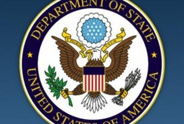 "US Government Says ""Concerned on Ethiopia's Charges of Terrorism Against Political Leaders"""