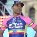 Tsgabu Grmay, first Ethiopian cyclist to race in the Tour de France