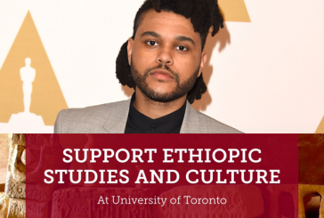 The Weeknd donates $50K to help launching Ethiopian studies program at University of Toronto