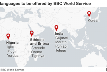 BBC World Service To Start Broadcast in Amharic, Afaan Oromo and Tigrinya