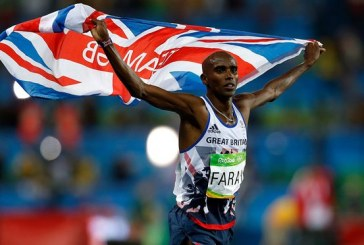 Mo Farah calls Trump's travel ban 'ignorant and prejudiced'