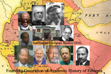 In Memory of the Founding Generation of Academic History of Ethiopia