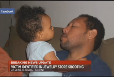 Ethiopian Father Killed While Protecting 1-Year-old Son from Attack (VIDEO)