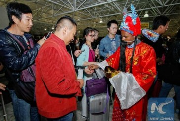 Ethiopia: 你好 Ni hao! Ethiopian airport trains Chinese-speaking staff
