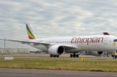 Africa's First Ethiopian A350 to Go Green for St. Patrick's Day